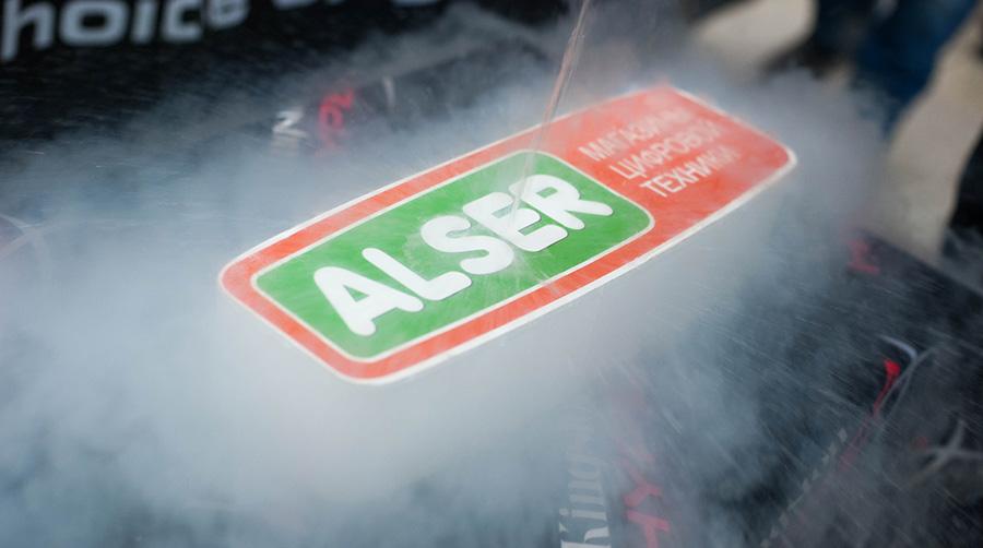 Экстремальный оверклокинг в Alser