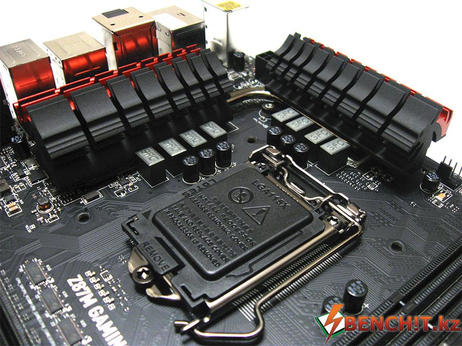 Процессорный сокет LGA 1150