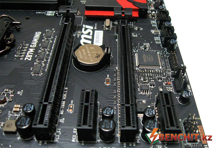 Порты PCIe