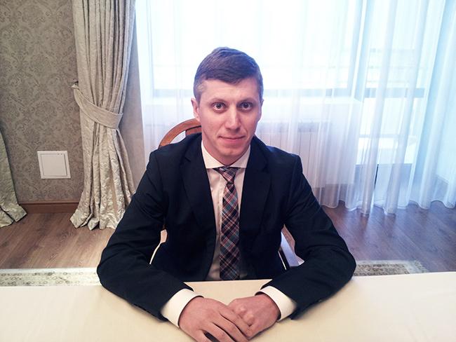 Алексей Рештенко, Генеральный Директор Microsoft в Казахстане
