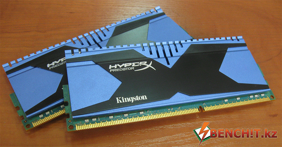 Kingston HyperX Predator DDR3-2666MHz (KHX26C11T2K2/8X)