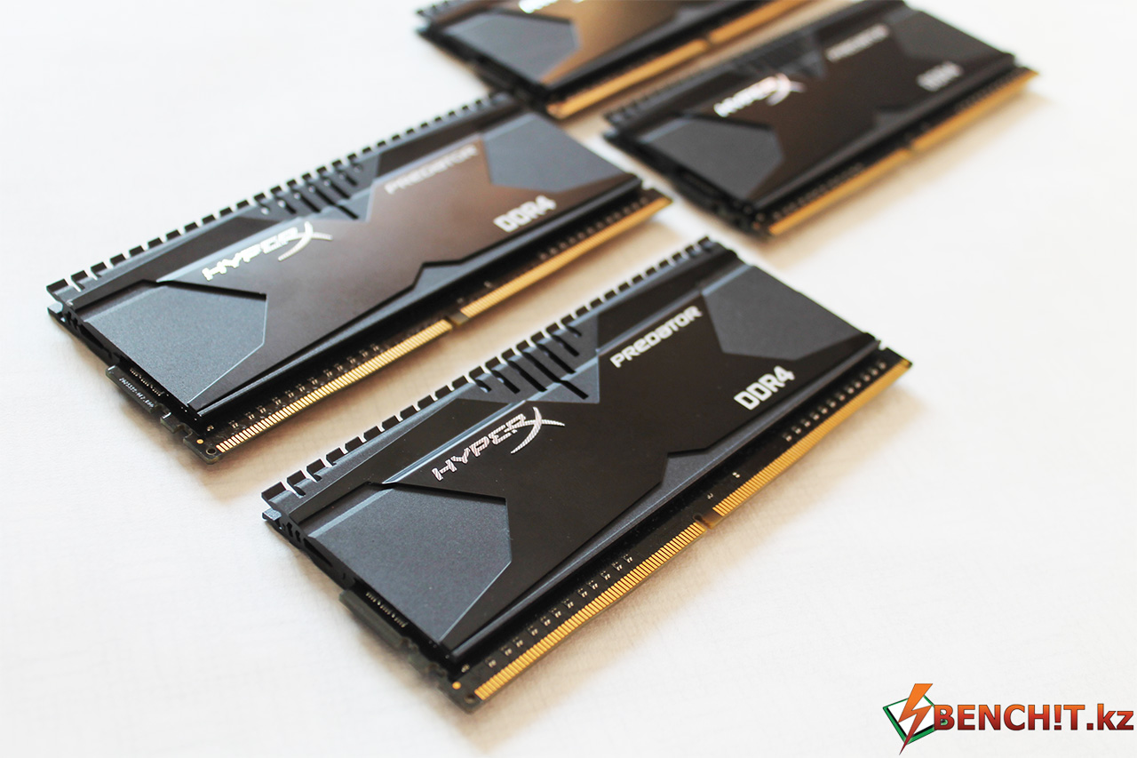 Kingston HyperX Predator DDR4
