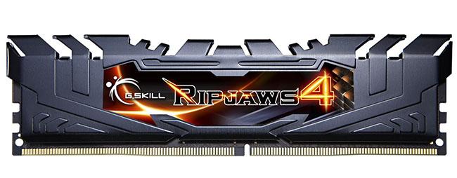 Самая быстрая оперативная память G.Skill Ripjaws DDR4-3666MHz
