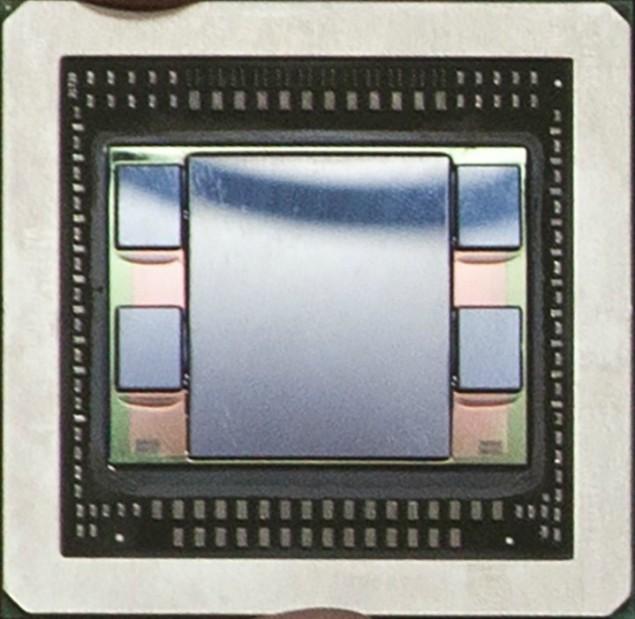 Графический процессор Fiji XT