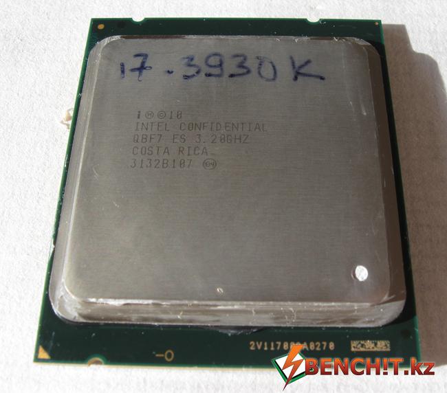 Процессор Intel Core i7-3930K