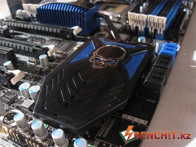 Материнская плата Intel DX79SI