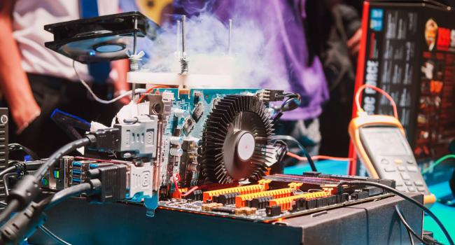 Отчет: В Алматы прошло мероприятие Intel Techno Night