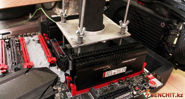 Хищник в действии: HyperX Predator 16GB DDR4 3000MHz
