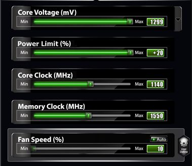 Разгон Radeon HD 7950