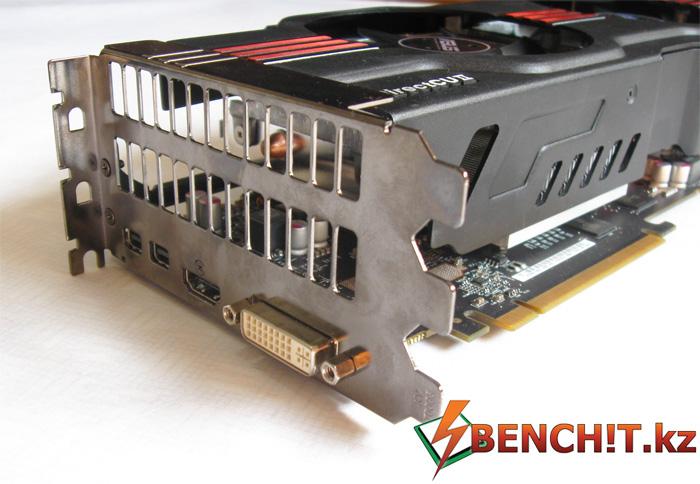 Обзор и тестирование ASUS HD7950 Direct CU II TOP