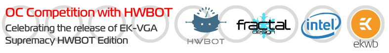 HWBOT OC COMPETITION