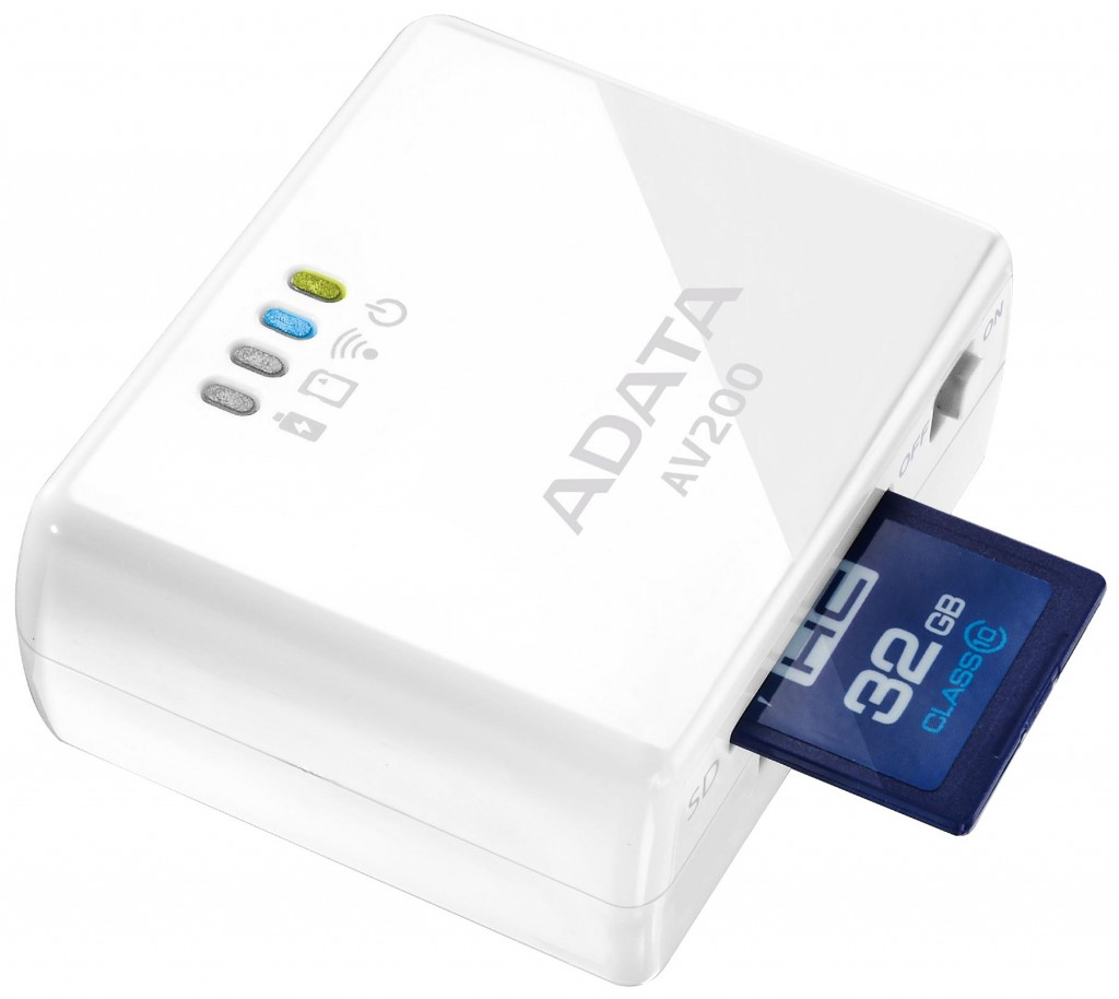 ADATA Dash Drive Air AV200